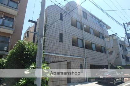 東京都豊島区、大塚駅徒歩6分の築24年 5階建の賃貸マンション