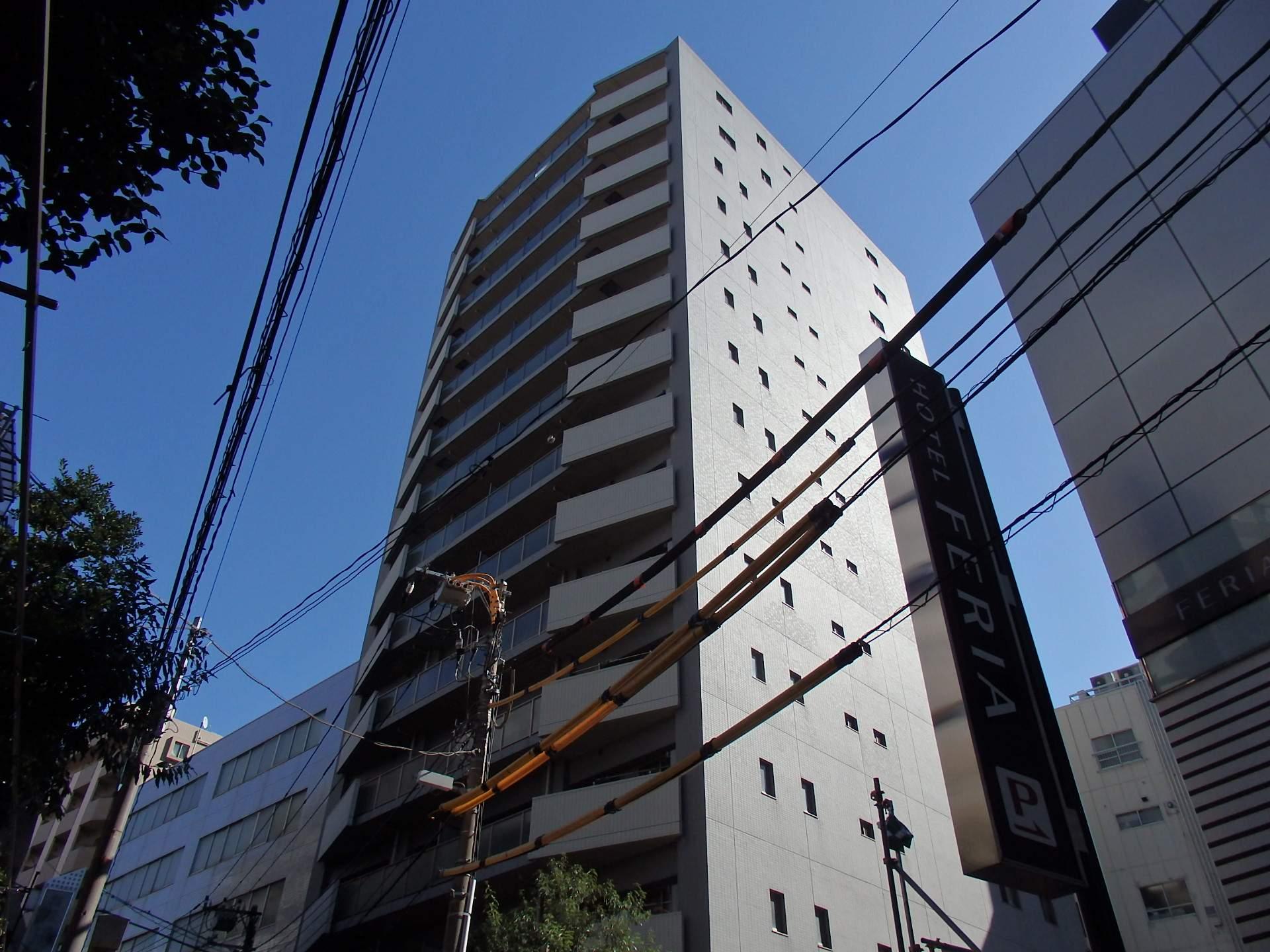東京都文京区、御茶ノ水駅徒歩7分の築11年 17階建の賃貸マンション