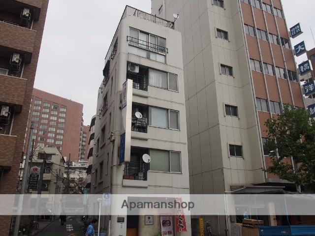 東京都文京区、早稲田駅徒歩9分の築28年 6階建の賃貸マンション