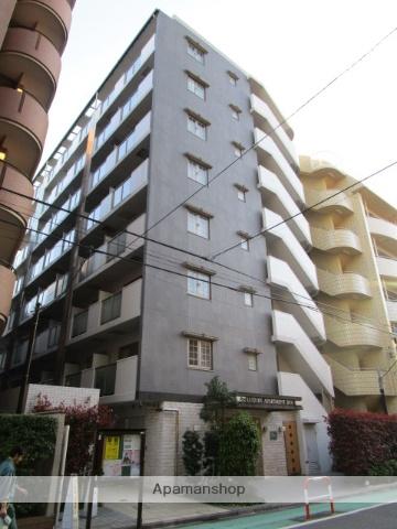 東京都新宿区、神楽坂駅徒歩8分の築14年 8階建の賃貸マンション