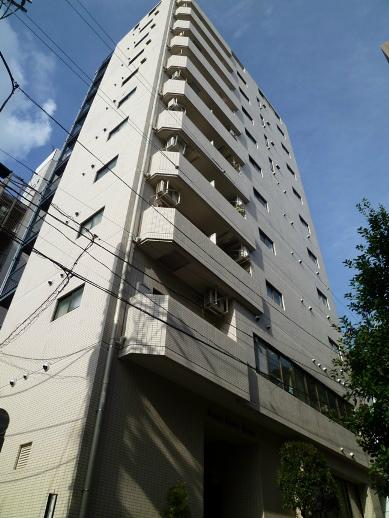 東京都文京区、根津駅徒歩9分の築28年 12階建の賃貸マンション