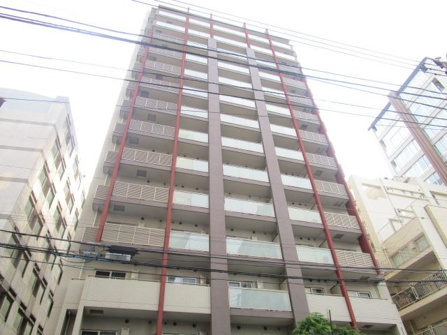 東京都文京区、後楽園駅徒歩8分の築10年 14階建の賃貸マンション