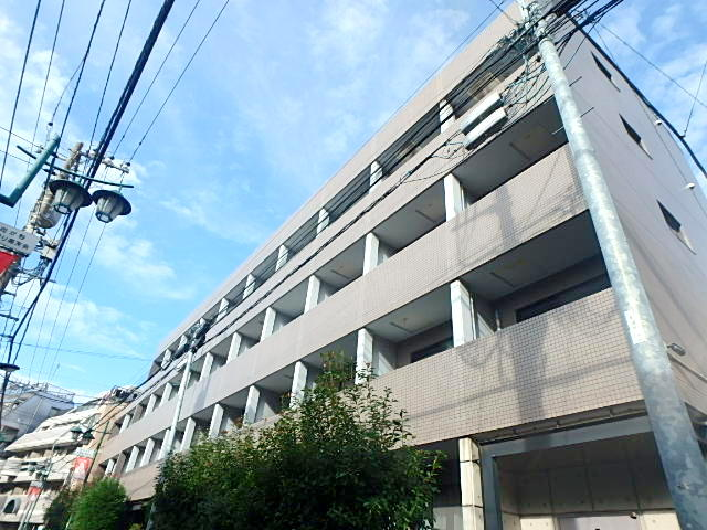 東京都豊島区、護国寺駅徒歩11分の築26年 5階建の賃貸マンション