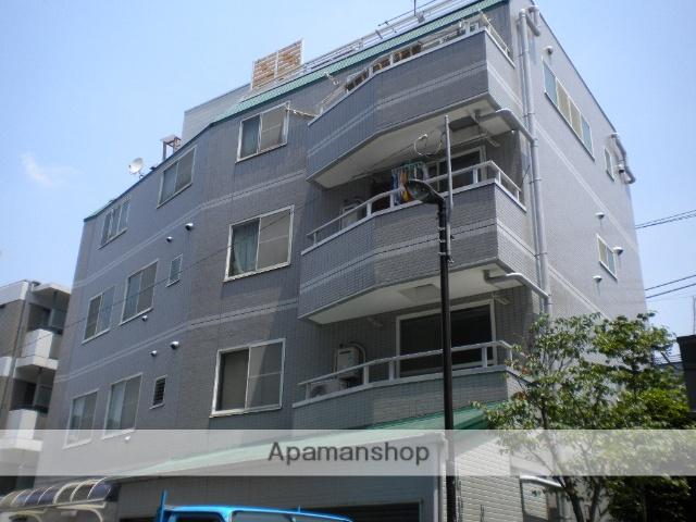 東京都文京区、新大塚駅徒歩8分の築26年 4階建の賃貸マンション