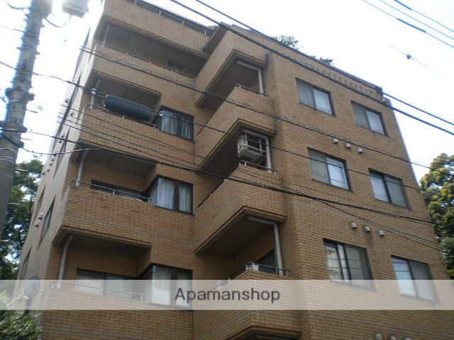 東京都文京区、後楽園駅徒歩12分の築24年 6階建の賃貸マンション