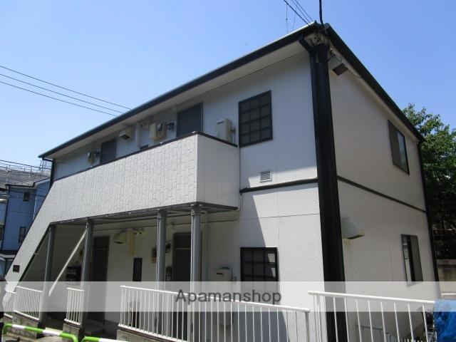 東京都文京区、新大塚駅徒歩16分の築24年 2階建の賃貸アパート