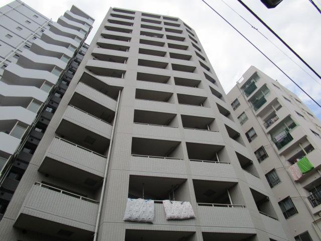 東京都文京区、後楽園駅徒歩9分の築10年 14階建の賃貸マンション