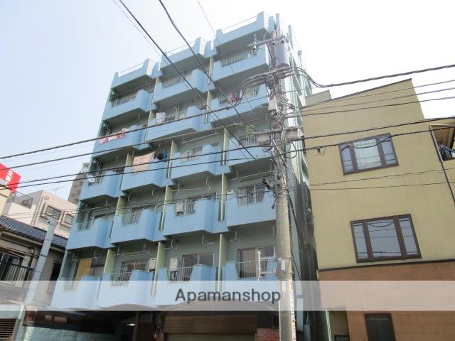 東京都文京区、新大塚駅徒歩3分の築37年 7階建の賃貸マンション