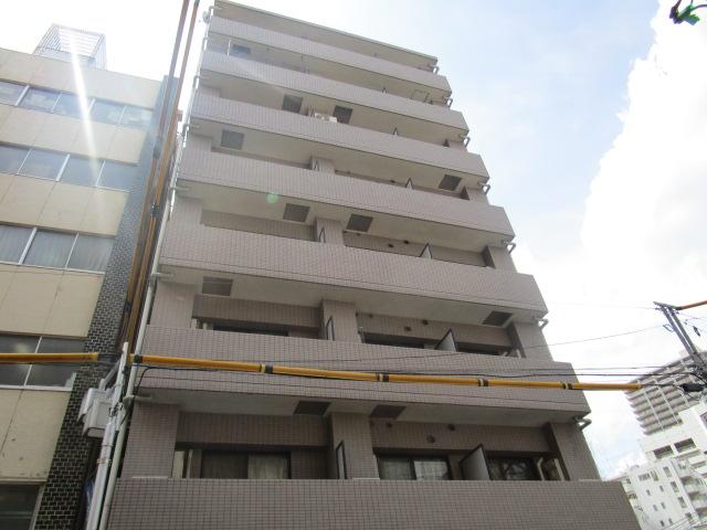 東京都豊島区、大塚駅徒歩2分の築18年 8階建の賃貸マンション