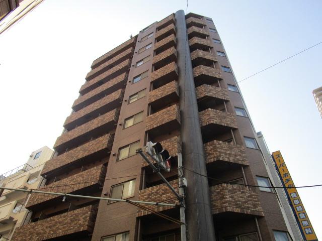 東京都豊島区、大塚駅徒歩4分の築15年 11階建の賃貸マンション