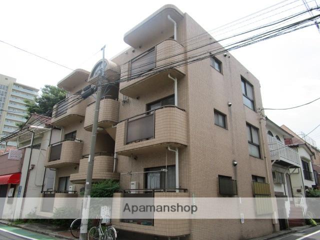 東京都文京区、後楽園駅徒歩5分の築27年 3階建の賃貸マンション