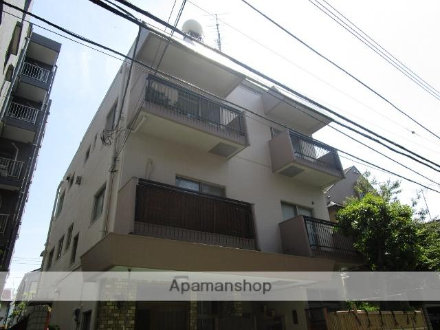 東京都文京区、巣鴨駅徒歩17分の築37年 4階建の賃貸マンション