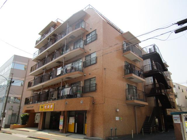 東京都文京区、新大塚駅徒歩4分の築33年 7階建の賃貸マンション