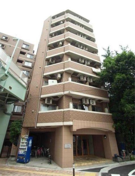 東京都渋谷区、渋谷駅徒歩16分の築16年 8階建の賃貸マンション