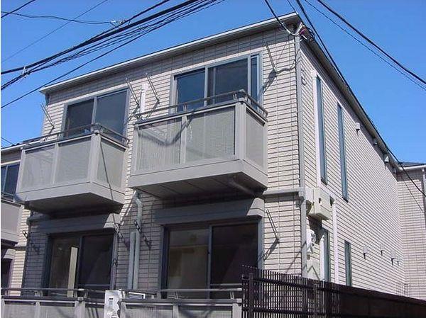 東京都目黒区、都立大学駅徒歩25分の築9年 2階建の賃貸アパート