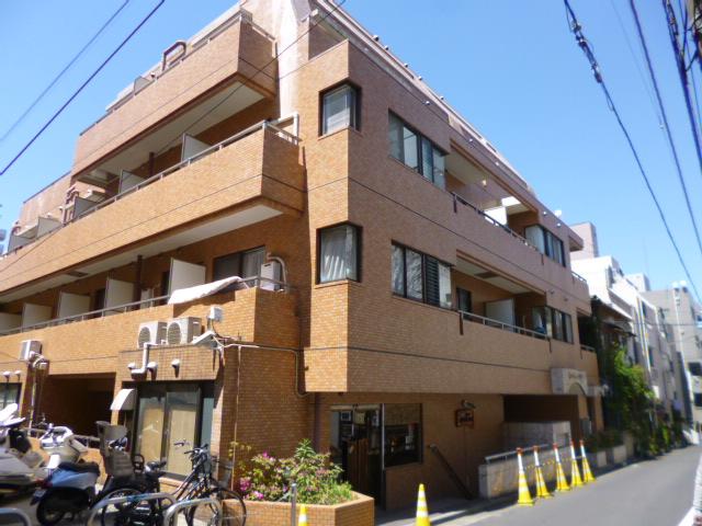 東京都渋谷区、渋谷駅徒歩10分の築32年 5階建の賃貸マンション