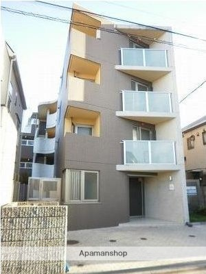 東京都世田谷区、駒場東大前駅徒歩10分の築10年 4階建の賃貸マンション