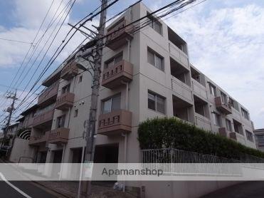 東京都目黒区、都立大学駅徒歩10分の築27年 3階建の賃貸マンション