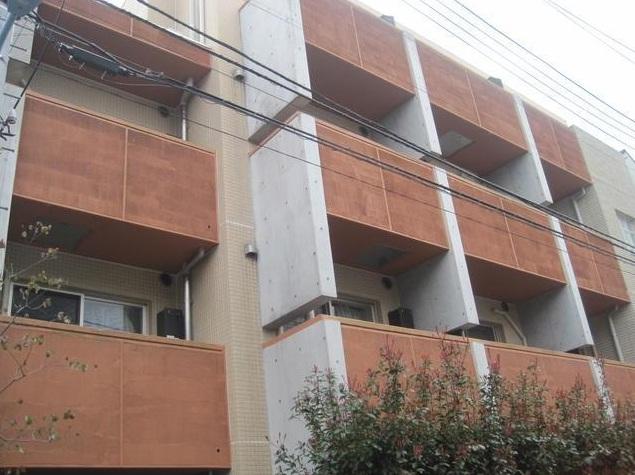 東京都杉並区、明大前駅徒歩12分の築12年 4階建の賃貸マンション