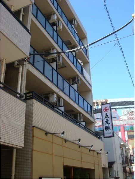 東京都目黒区、祐天寺駅徒歩14分の築20年 5階建の賃貸マンション
