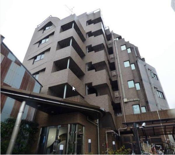東京都世田谷区、新代田駅徒歩1分の築18年 8階建の賃貸マンション