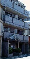 東京都渋谷区、笹塚駅徒歩11分の築25年 4階建の賃貸マンション