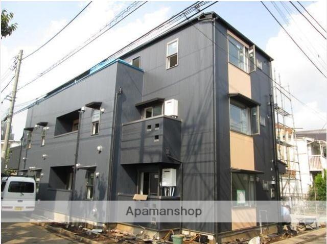 東京都世田谷区、駒場東大前駅徒歩7分の築4年 3階建の賃貸アパート