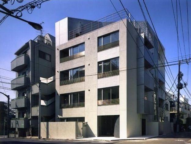 東京都渋谷区、目黒駅徒歩15分の築10年 5階建の賃貸マンション