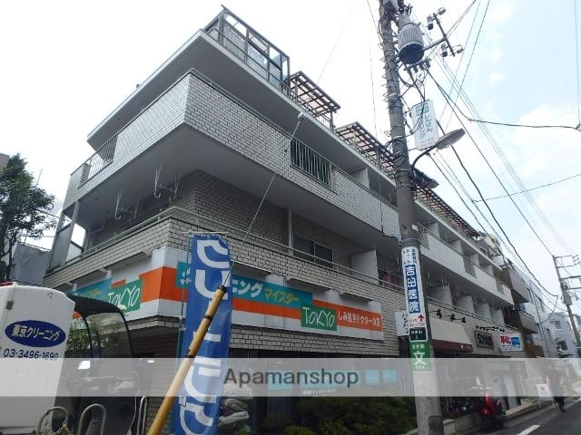 東京都渋谷区、渋谷駅徒歩8分の築32年 4階建の賃貸マンション