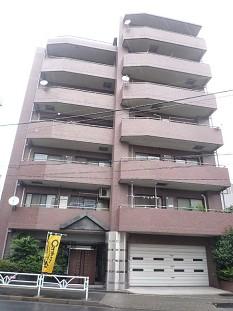 東京都渋谷区、渋谷駅徒歩18分の築21年 7階建の賃貸マンション
