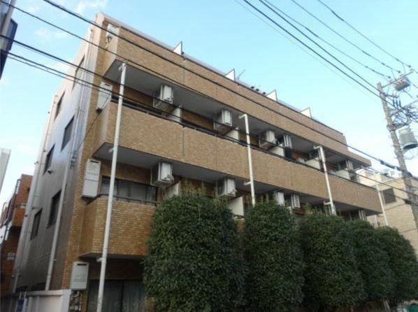 東京都世田谷区、用賀駅徒歩7分の築28年 4階建の賃貸マンション
