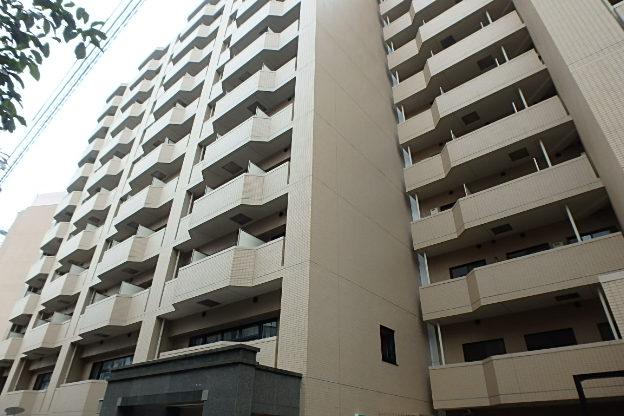 東京都渋谷区、渋谷駅徒歩8分の築19年 11階建の賃貸マンション