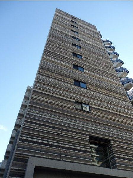 東京都目黒区、神泉駅徒歩13分の築2年 12階建の賃貸マンション