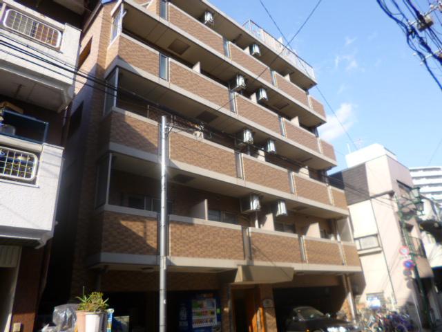 東京都渋谷区、駒場東大前駅徒歩13分の築16年 7階建の賃貸マンション