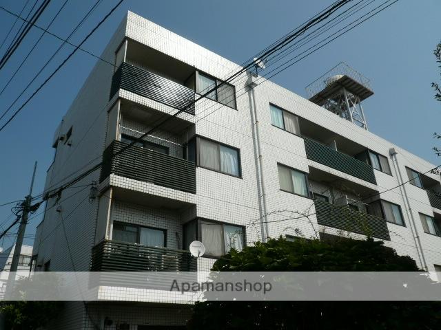 東京都杉並区、西荻窪駅徒歩15分の築26年 4階建の賃貸マンション