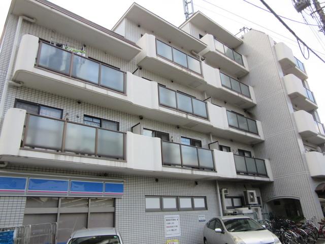 東京都新宿区、新大久保駅徒歩7分の築30年 5階建の賃貸マンション