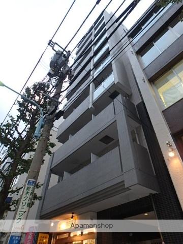 東京都新宿区、早稲田駅徒歩11分の築10年 10階建の賃貸マンション