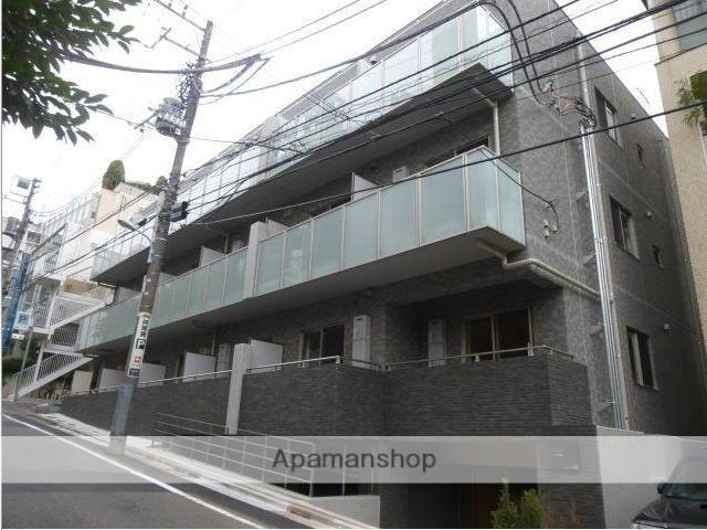 東京都渋谷区、恵比寿駅徒歩7分の築1年 4階建の賃貸マンション