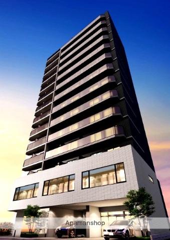 東京都新宿区、新宿駅徒歩7分の築1年 15階建の賃貸マンション