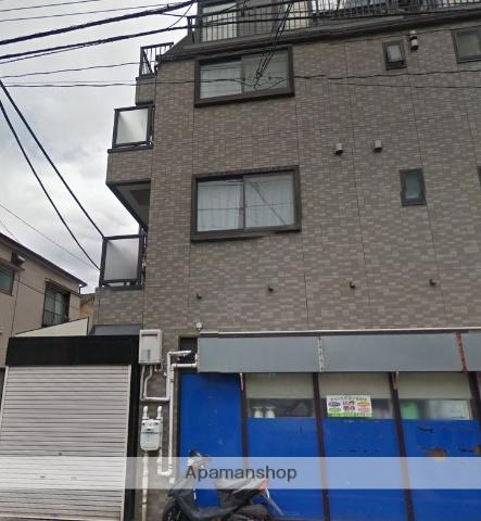 東京都目黒区、祐天寺駅徒歩11分の築20年 4階建の賃貸マンション