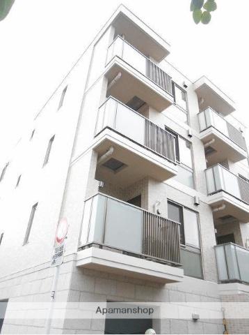 東京都世田谷区、田園調布駅徒歩11分の新築 4階建の賃貸マンション