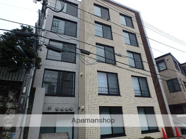 東京都目黒区、渋谷駅徒歩15分の築1年 5階建の賃貸マンション