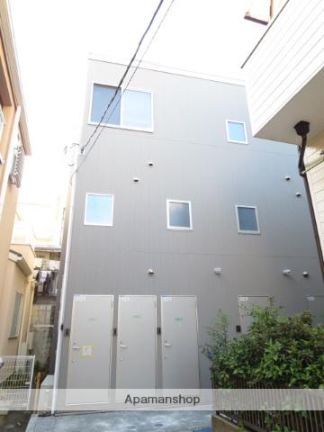 東京都世田谷区、九品仏駅徒歩11分の新築 3階建の賃貸アパート