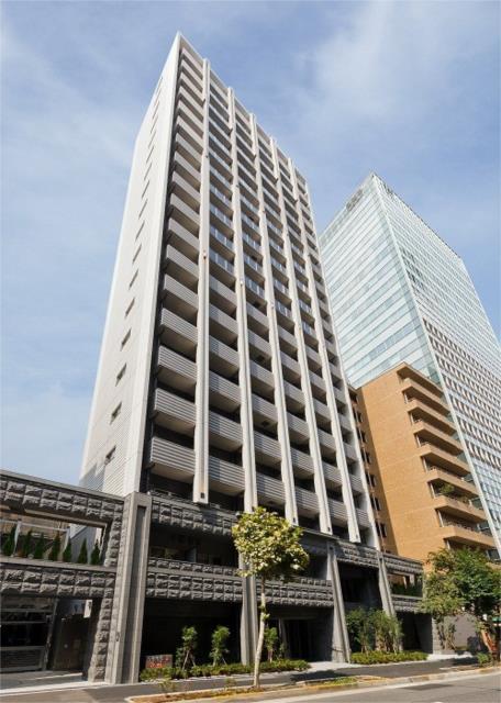 東京都港区、六本木一丁目駅徒歩3分の新築 20階建の賃貸マンション