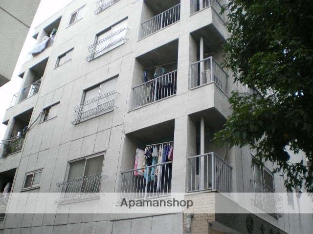 東京都杉並区、荻窪駅徒歩15分の築43年 5階建の賃貸マンション