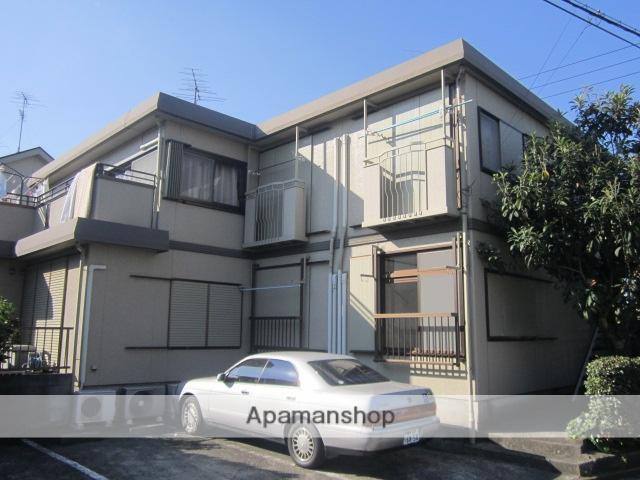 東京都杉並区、阿佐ケ谷駅徒歩18分の築24年 2階建の賃貸アパート