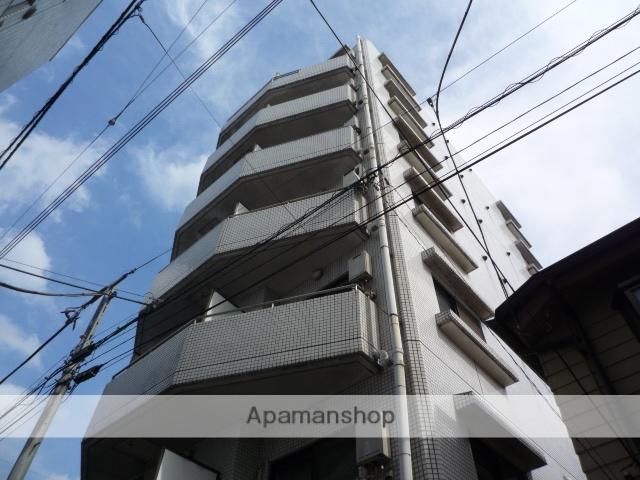 東京都杉並区、西荻窪駅徒歩9分の築32年 7階建の賃貸マンション
