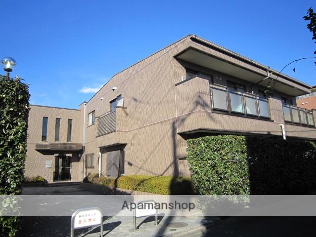 東京都世田谷区、千歳船橋駅徒歩15分の築23年 3階建の賃貸マンション