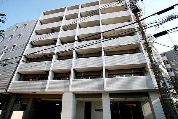 東京都目黒区、祐天寺駅徒歩5分の築11年 7階建の賃貸マンション