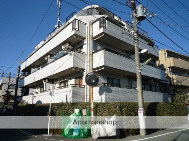 東京都世田谷区、世田谷駅徒歩9分の築30年 5階建の賃貸マンション